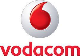 Vodacom Mozambique company logo