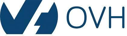 OVH company logo