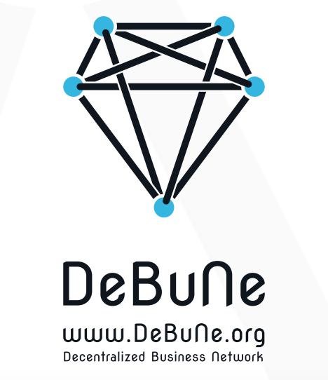 DeBuNe company logo