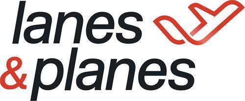 Lanes & Planes company logo