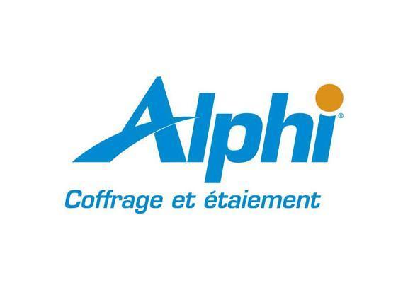 Alphi company logo