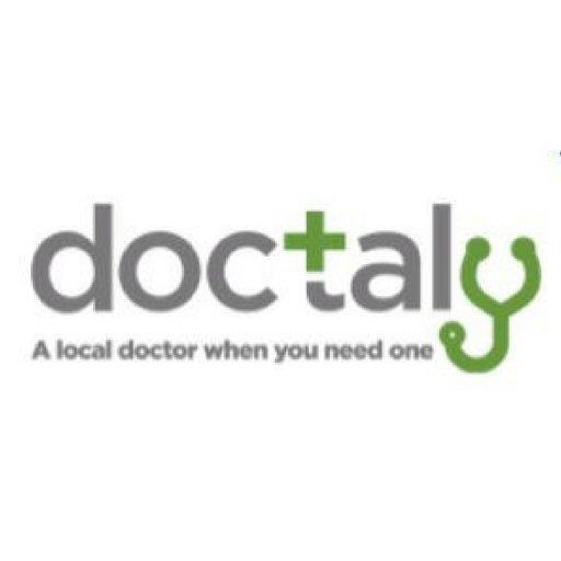 Doctaly company logo