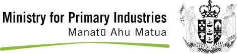 Ministry of Primary Industries company logo