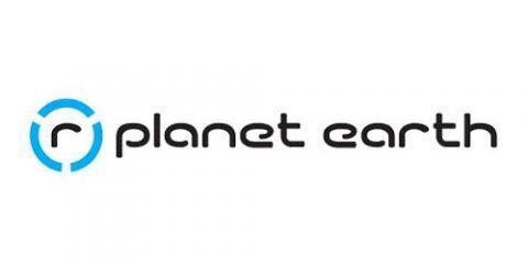 rPlanet Earth company logo