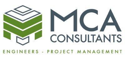 MCA company logo