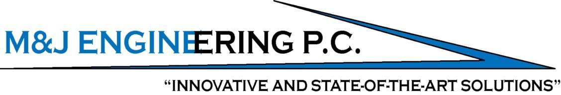M&J Engineering company logo
