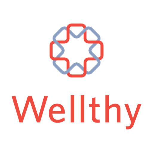 Wellthy company logo