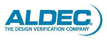 Aldec company logo