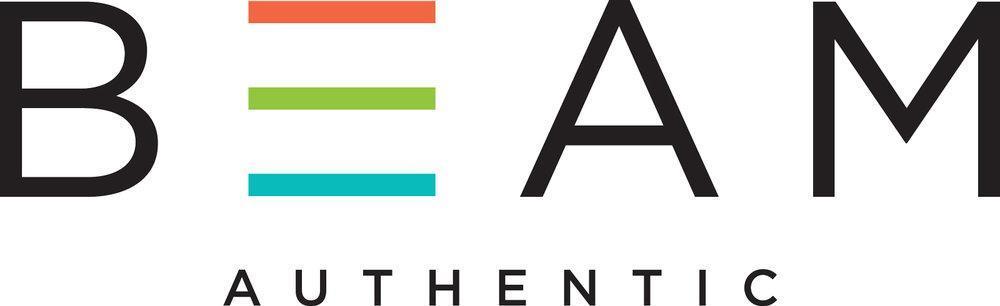 BEAM Authentic company logo