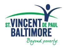 St. Vincent De Paul Baltimore company logo