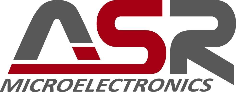 ASR Microelectronics company logo