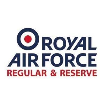 Royal Air Force company logo