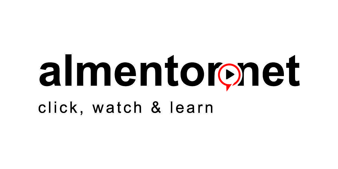 Almentor company logo