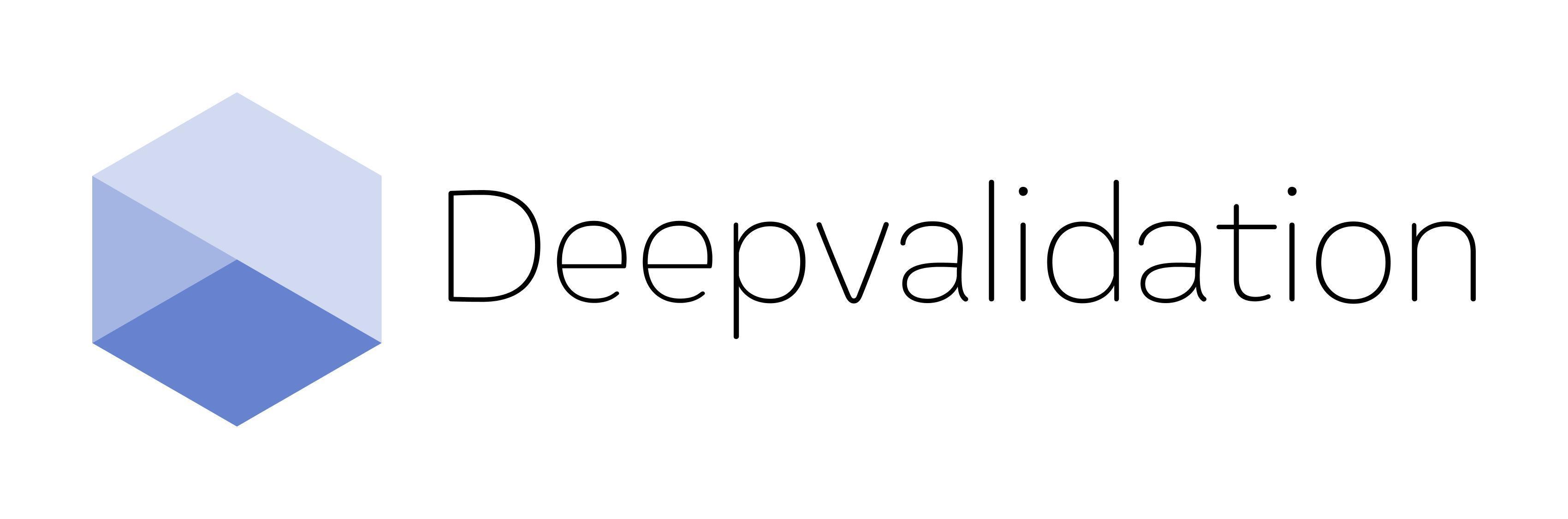 Deepvalidation company logo