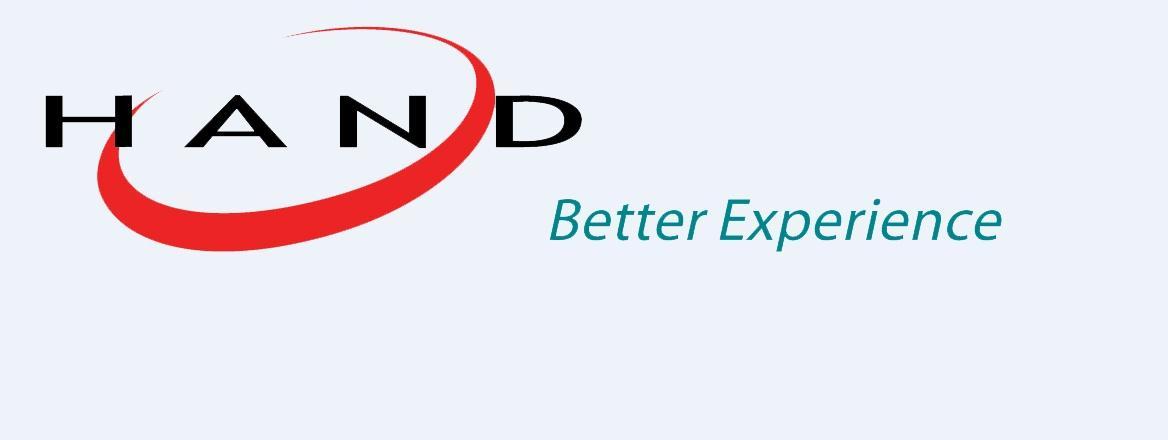 HAND company logo