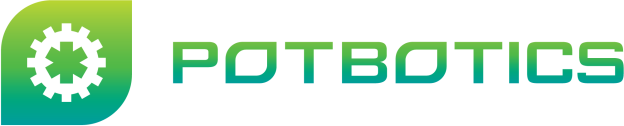 Potbotics company logo