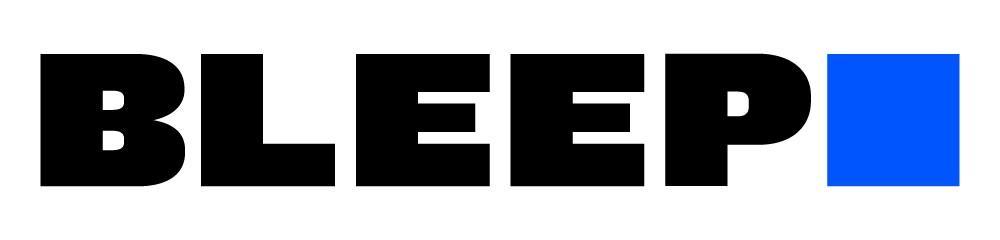 Bleep company logo