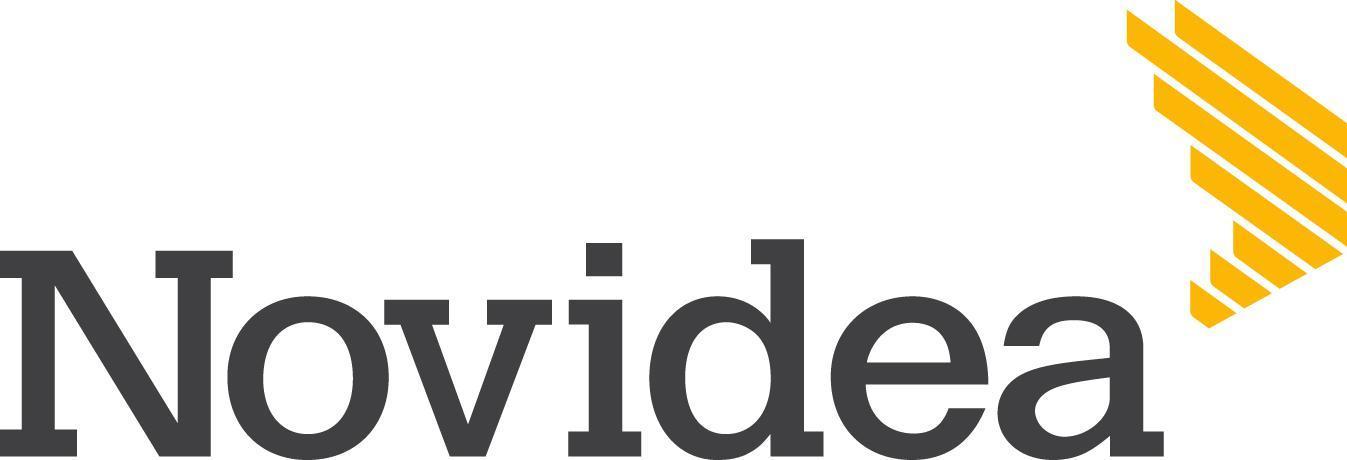 Novidea company logo
