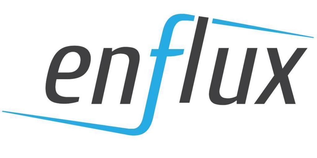 Enflux company logo