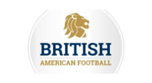 British American Football Association company logo