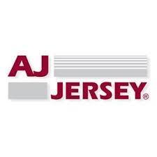 AJ Jersey company logo