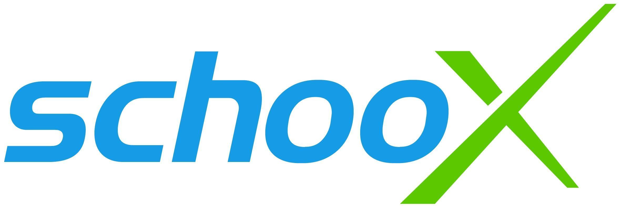 schooX company logo