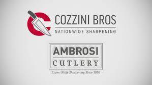 Ambrosi Cutlery company logo