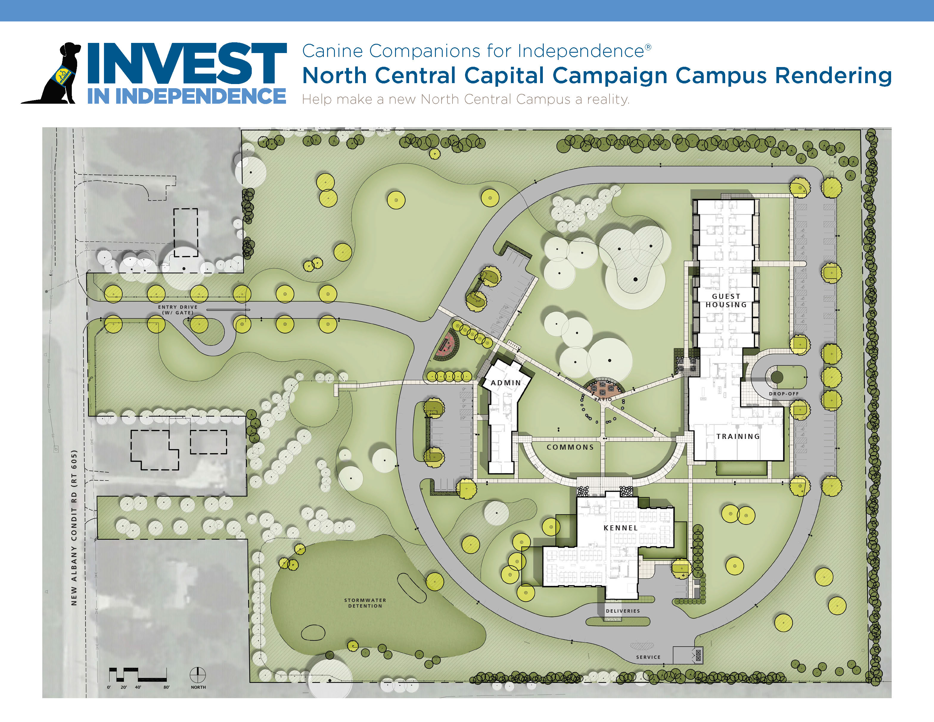New North Central Campus