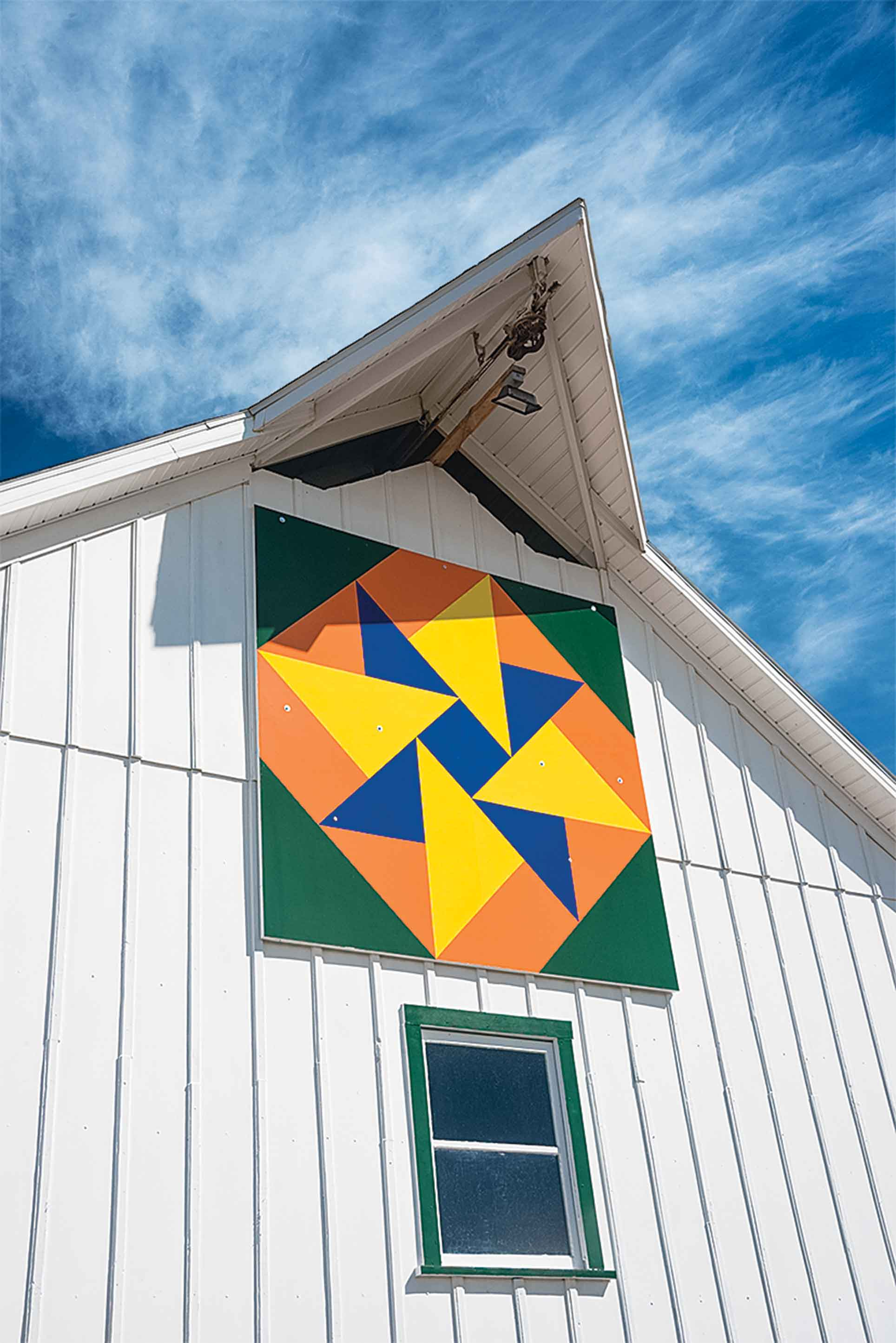 The Barn Quilt Craze