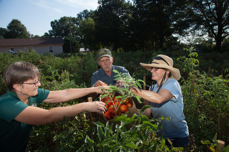 """""""In all honesty, they helped save our farm,"""" Tommy Barbee says of his customers."""