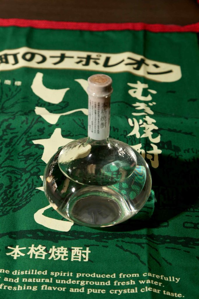 The popularity of shochu is threatening to eclipse that of the venerable sake.