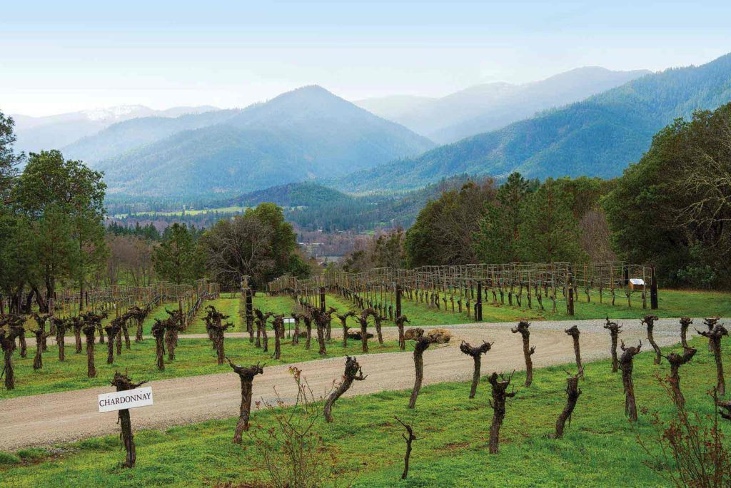 The Applegate Valley is ideal for ripening fruit, but its isolation makes it hard to draw a crowd.