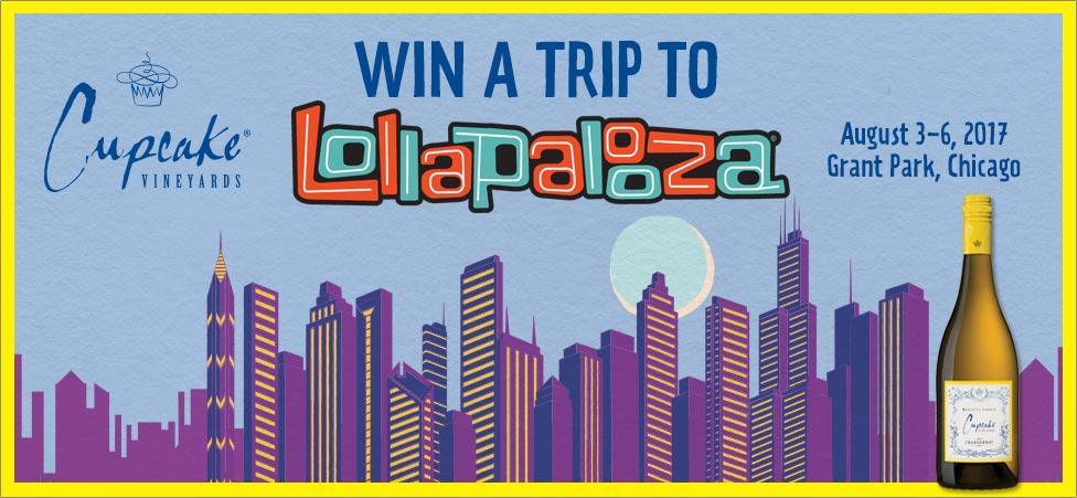 Cupcake Lollapalooza