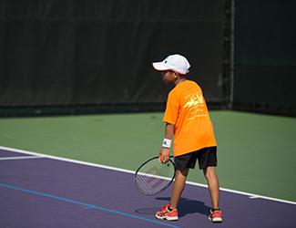 Love & Serve Tennis-Summer Series