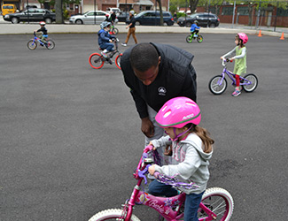 Learn to Ride Bike Rodeo