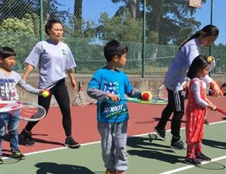 Tennis and Learning Center (TLC)