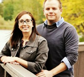 adoption parent profile - Aaron & April