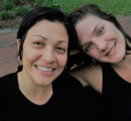 adoption parent profile - Ana & Cheryl
