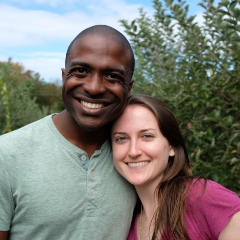 adoption profile - Andrea & Patrick