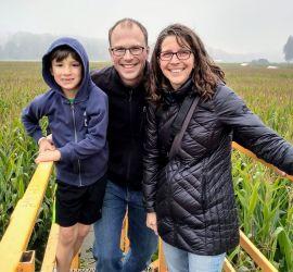 adoption parent profile - Bill & Deanna