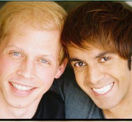 adoption parent profile - Brad & Raj