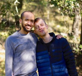 adoption parent profile - Brandon & Michael
