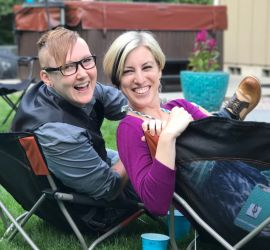 adoption parent profile - Brandy & Whitney