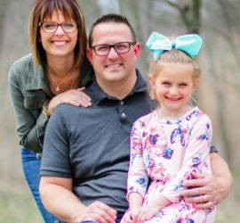 adoption parent profile - Bryan and Breanne