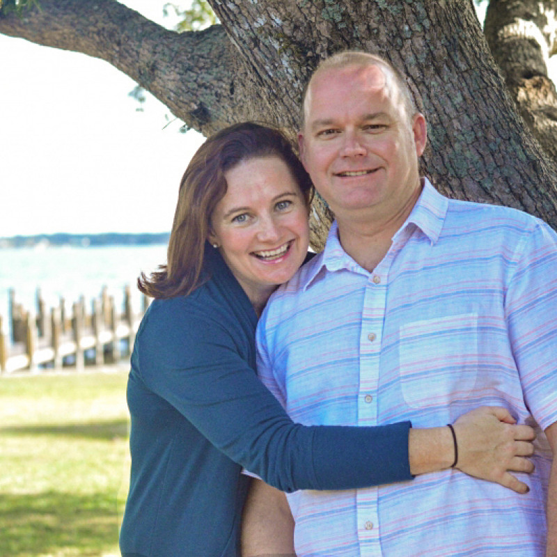 adoption profile - Carrie and Jamey