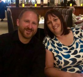 adoption parent profile - Carrie & Douglas