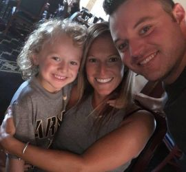 adoption parent profile - Chris and Nicolle