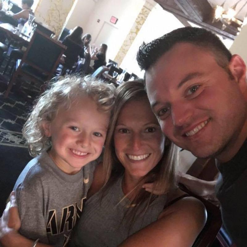 adoption profile - Chris and Nicolle