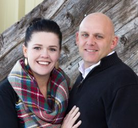 adoption parent profile - Chris & Rachel