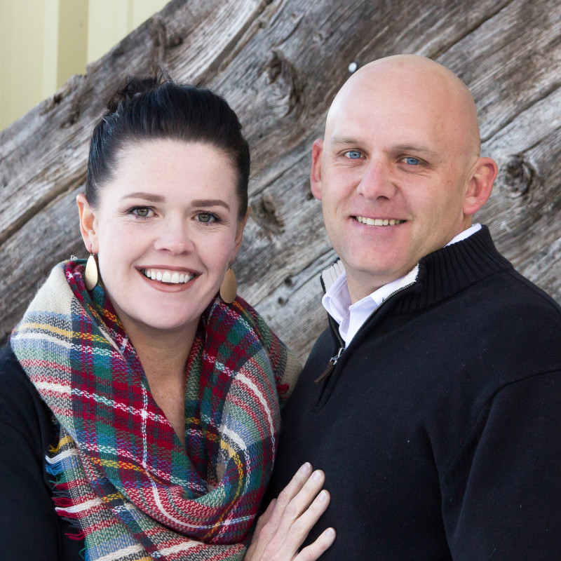 adoption profile - Chris & Rachel